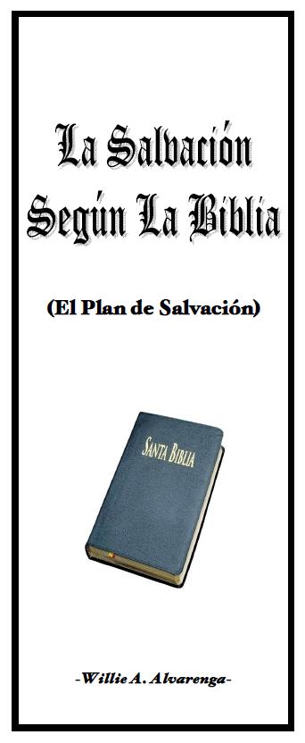 Cover El Plan de Salvación