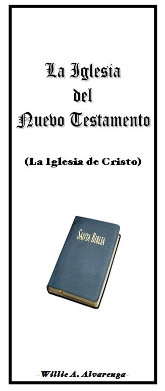 Cover Iglesia del Nuevo Testamento