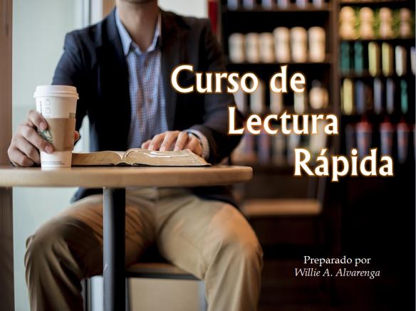 Curso de lectura rápida por Willie Alvarenga